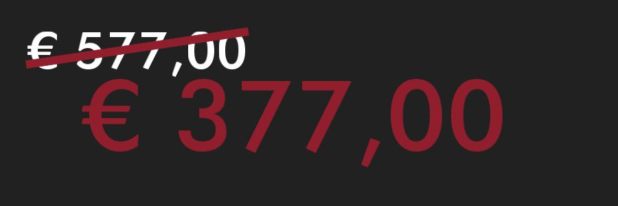 magische Grußbotschaft - LIVE - € 377,00 statt € 577,00