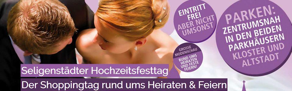 Hochzeitsfesttag in Seligenstadt